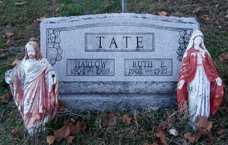 TATE, RUTH E - Gallia County, Ohio | RUTH E TATE - Ohio Gravestone Photos