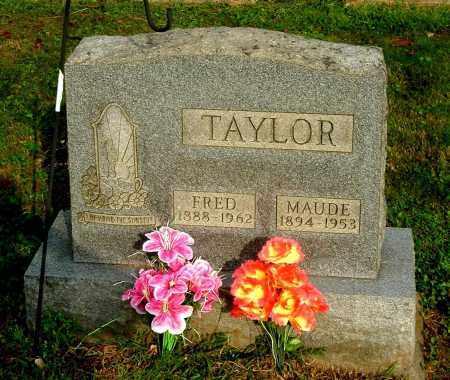 TAYLOR, MAUDE - Gallia County, Ohio | MAUDE TAYLOR - Ohio Gravestone Photos