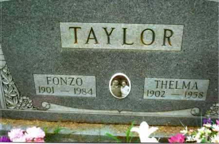 TAYLOR, THELMA - Gallia County, Ohio | THELMA TAYLOR - Ohio Gravestone Photos