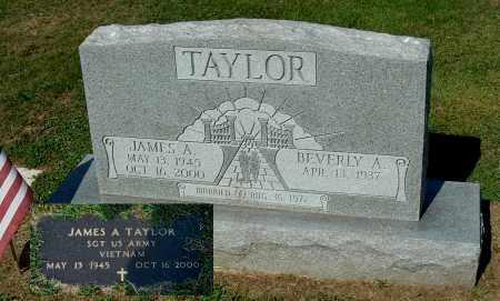 TAYLOR, BEVERLY A - Gallia County, Ohio | BEVERLY A TAYLOR - Ohio Gravestone Photos