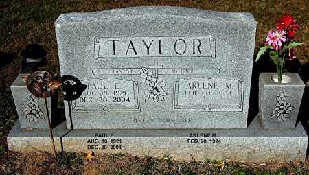 TAYLOR, ARLENE M - Gallia County, Ohio   ARLENE M TAYLOR - Ohio Gravestone Photos