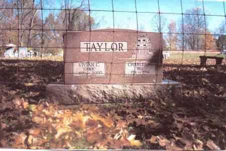 "TAYLOR, CHARLES W. ""BILL"" - Gallia County, Ohio | CHARLES W. ""BILL"" TAYLOR - Ohio Gravestone Photos"