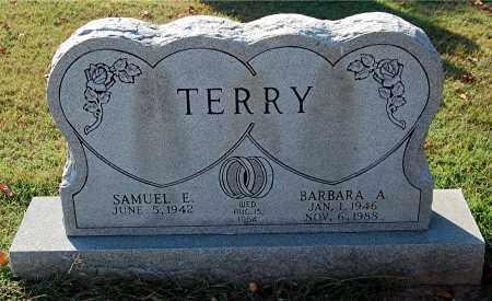 TERRY, BARBARA A - Gallia County, Ohio   BARBARA A TERRY - Ohio Gravestone Photos