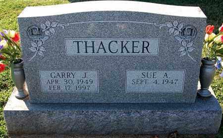 THACKER, GARRY J - Gallia County, Ohio | GARRY J THACKER - Ohio Gravestone Photos