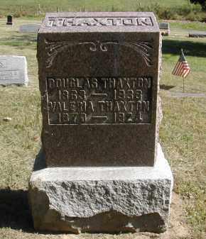 THAXTON, VALERIA - Gallia County, Ohio   VALERIA THAXTON - Ohio Gravestone Photos