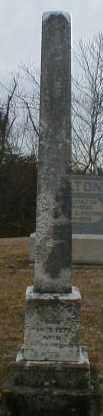 THAXTON, JOESEPH - Gallia County, Ohio | JOESEPH THAXTON - Ohio Gravestone Photos