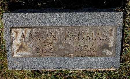 THOMAS, AARON - Gallia County, Ohio | AARON THOMAS - Ohio Gravestone Photos