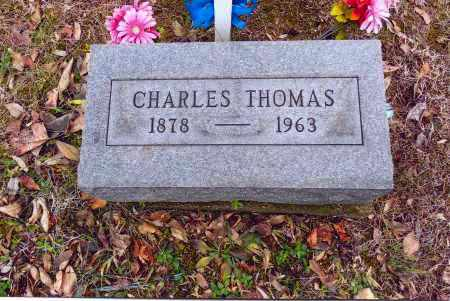 THOMAS, CHARLES - Gallia County, Ohio | CHARLES THOMAS - Ohio Gravestone Photos
