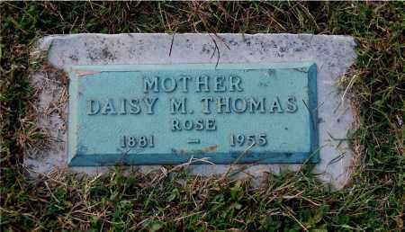 THOMAS, DAISY M - Gallia County, Ohio | DAISY M THOMAS - Ohio Gravestone Photos