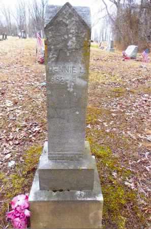 THOMAS, JENNIE - Gallia County, Ohio   JENNIE THOMAS - Ohio Gravestone Photos