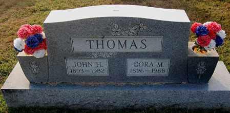 THOMAS, JOHN H - Gallia County, Ohio | JOHN H THOMAS - Ohio Gravestone Photos
