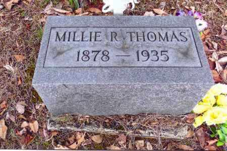 LEMLEY THOMAS, MILLIE R. - Gallia County, Ohio | MILLIE R. LEMLEY THOMAS - Ohio Gravestone Photos