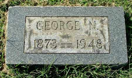 THOMPSON, GEORGE N - Gallia County, Ohio | GEORGE N THOMPSON - Ohio Gravestone Photos