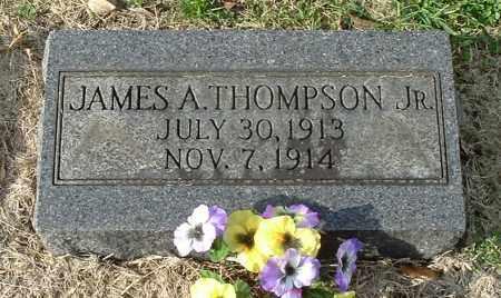 THOMPSON, JAMES A, JR. - Gallia County, Ohio | JAMES A, JR. THOMPSON - Ohio Gravestone Photos