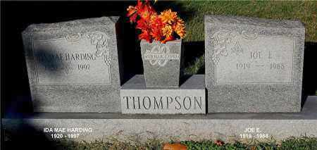 THOMPSON, IDA MAE - Gallia County, Ohio   IDA MAE THOMPSON - Ohio Gravestone Photos