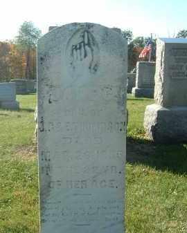 THOMPSON, JANE C. - Gallia County, Ohio | JANE C. THOMPSON - Ohio Gravestone Photos