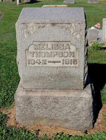 KING THOMPSON, MELISSA - Gallia County, Ohio | MELISSA KING THOMPSON - Ohio Gravestone Photos