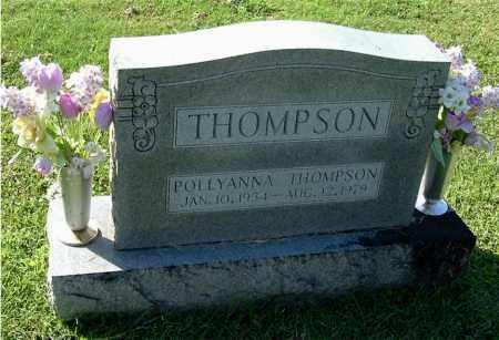 THOMPSON, POLLYANNA - Gallia County, Ohio | POLLYANNA THOMPSON - Ohio Gravestone Photos