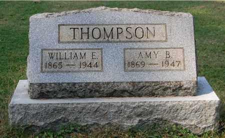 THOMPSON, AMY B - Gallia County, Ohio   AMY B THOMPSON - Ohio Gravestone Photos
