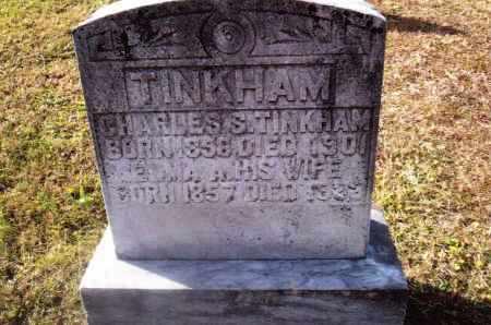 TINKHAM, ELMA A. - Gallia County, Ohio   ELMA A. TINKHAM - Ohio Gravestone Photos