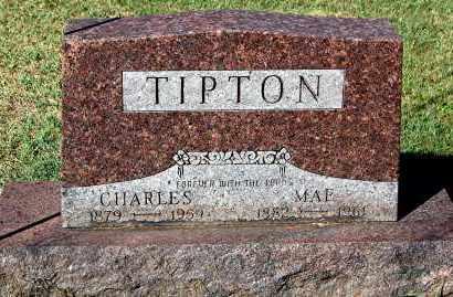 TIPTON, MAE - Gallia County, Ohio | MAE TIPTON - Ohio Gravestone Photos