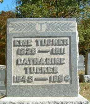 TUCKER, ERIE - Gallia County, Ohio   ERIE TUCKER - Ohio Gravestone Photos