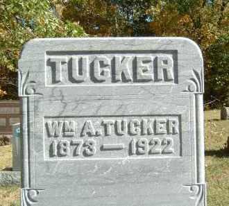 TUCKER, WM. A. - Gallia County, Ohio   WM. A. TUCKER - Ohio Gravestone Photos