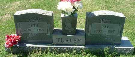 TURLEY, RAY - Gallia County, Ohio | RAY TURLEY - Ohio Gravestone Photos