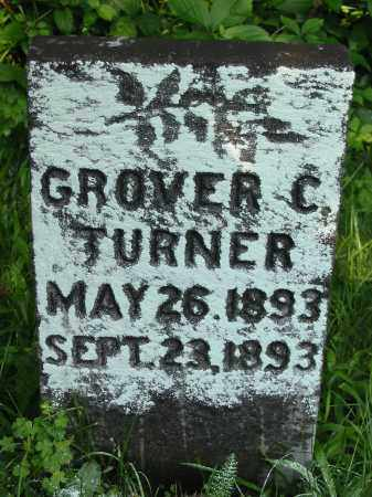 TURNER, GROVER C. - Gallia County, Ohio | GROVER C. TURNER - Ohio Gravestone Photos