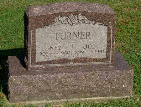 TURNER, JOE - Gallia County, Ohio | JOE TURNER - Ohio Gravestone Photos