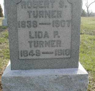TURNER, LIDA P. - Gallia County, Ohio | LIDA P. TURNER - Ohio Gravestone Photos