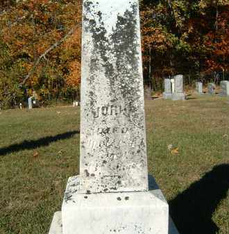 UINKNOWN, JOHN - Gallia County, Ohio | JOHN UINKNOWN - Ohio Gravestone Photos