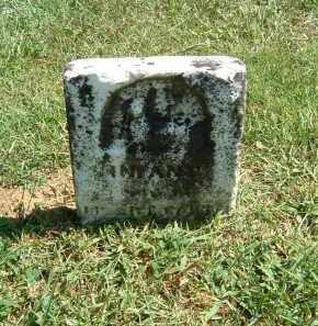 UNKNOWN, INFANT - Gallia County, Ohio   INFANT UNKNOWN - Ohio Gravestone Photos
