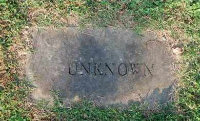 UNKNOWN, STINGY CREEK - Gallia County, Ohio | STINGY CREEK UNKNOWN - Ohio Gravestone Photos