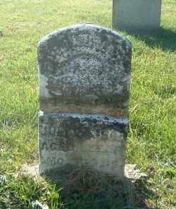 UNKNOWN, UNKNOWN - Gallia County, Ohio | UNKNOWN UNKNOWN - Ohio Gravestone Photos