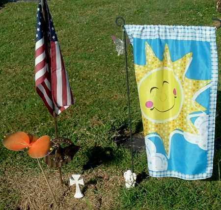 UNKNOWN, WORLD WAR II VETERAN - Gallia County, Ohio | WORLD WAR II VETERAN UNKNOWN - Ohio Gravestone Photos
