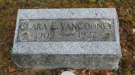 VAN COONEY, CLARA E - Gallia County, Ohio | CLARA E VAN COONEY - Ohio Gravestone Photos