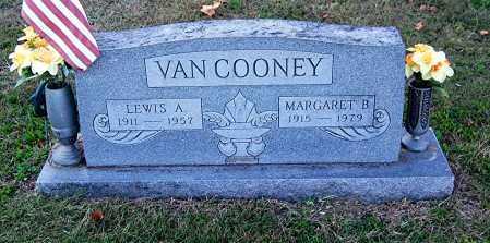 VAN COONEY, MARGARET B - Gallia County, Ohio | MARGARET B VAN COONEY - Ohio Gravestone Photos