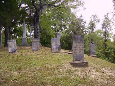VAN ZANT CEMETERY, OVERALL VIEW 2 - Gallia County, Ohio | OVERALL VIEW 2 VAN ZANT CEMETERY - Ohio Gravestone Photos