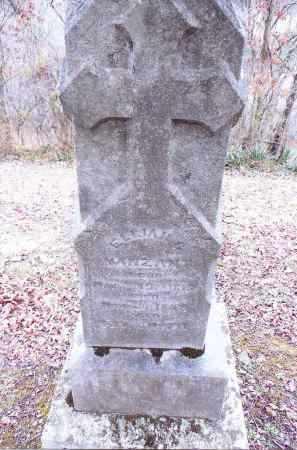 VANZANT, ELIJAH - Gallia County, Ohio | ELIJAH VANZANT - Ohio Gravestone Photos