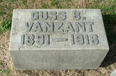 VANZANT, GUSS BING - Gallia County, Ohio | GUSS BING VANZANT - Ohio Gravestone Photos