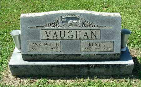 VAUGHAN, LAWRENCE H - Gallia County, Ohio | LAWRENCE H VAUGHAN - Ohio Gravestone Photos