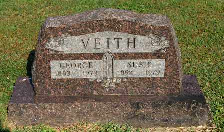 VEITH, GEORGE - Gallia County, Ohio | GEORGE VEITH - Ohio Gravestone Photos