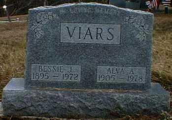 THOMAS VIARS, BESSIE - Gallia County, Ohio | BESSIE THOMAS VIARS - Ohio Gravestone Photos