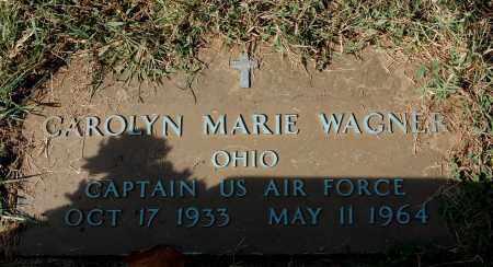 WAGNER, CAROLYN MARIE - Gallia County, Ohio | CAROLYN MARIE WAGNER - Ohio Gravestone Photos