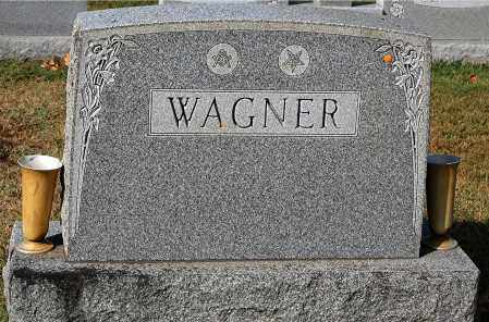 WAGNER, FAMILY MONUMENT - Gallia County, Ohio | FAMILY MONUMENT WAGNER - Ohio Gravestone Photos