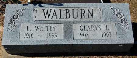 WALBURN, GLADYS L - Gallia County, Ohio | GLADYS L WALBURN - Ohio Gravestone Photos