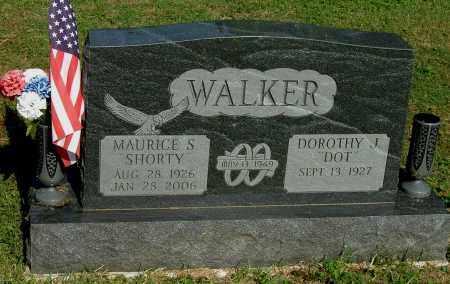 "WALKER, DOROTHY J ""DOT"" - Gallia County, Ohio | DOROTHY J ""DOT"" WALKER - Ohio Gravestone Photos"