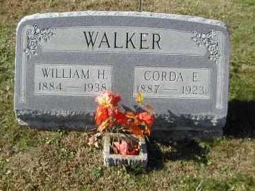 WALKER, WILLIAM - Gallia County, Ohio   WILLIAM WALKER - Ohio Gravestone Photos