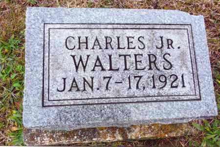 WALTERS, CHARLES - Gallia County, Ohio | CHARLES WALTERS - Ohio Gravestone Photos